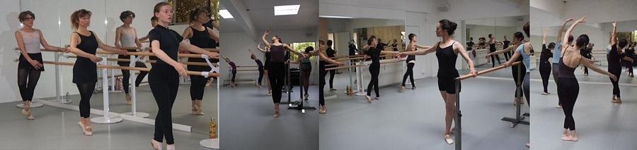 cours de danse classique adultes paris